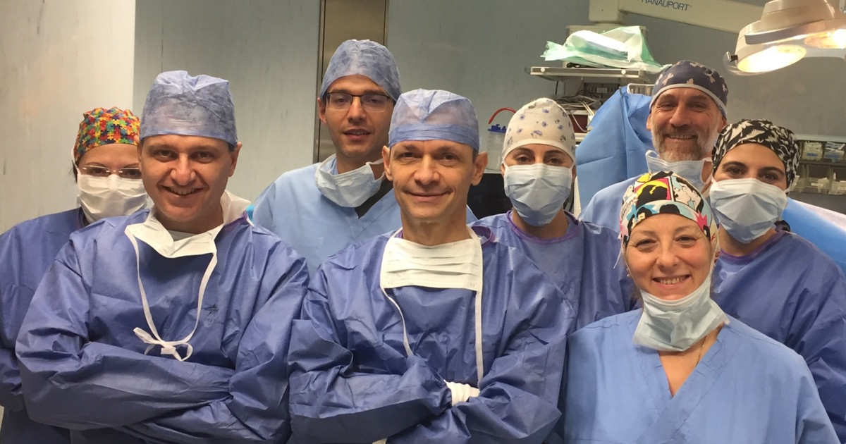 chirugia epatobiliare