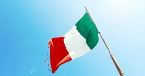 italy -flag - radio wellness