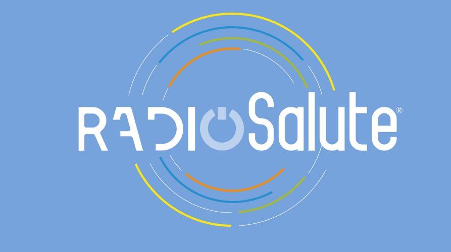 Logo radio salute