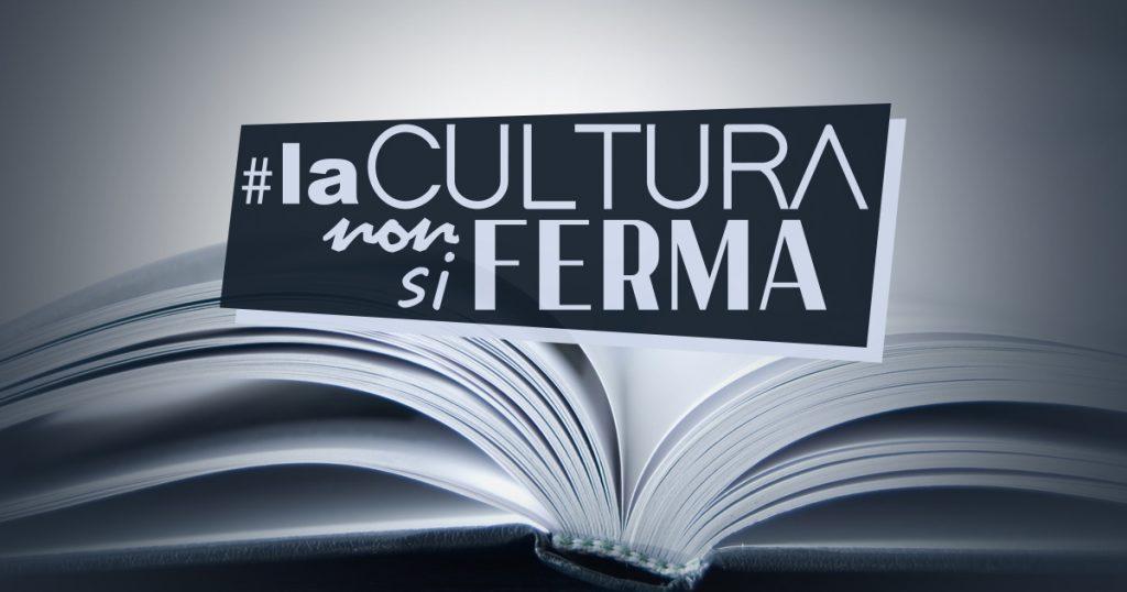 Logo #laculturanonsiferma.
