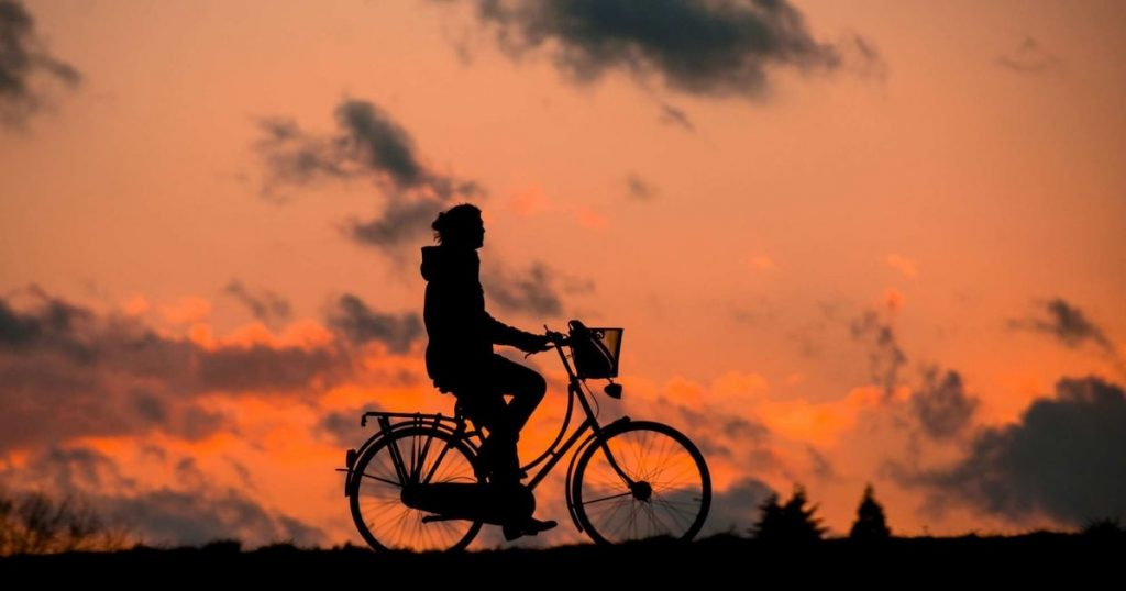 bicicletta ragazza