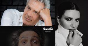 Fiorello, Baglioni, Pausini.
