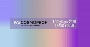 we cosmoprof