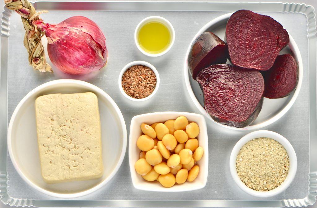 veg burger ingredienti