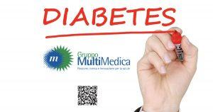 scritta Diabete