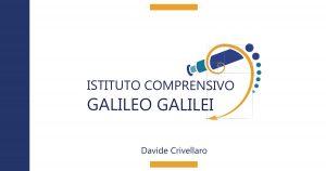 Logo concorso scuola Galileo Galilei Padova