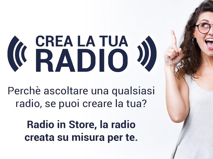 crea la tua radio