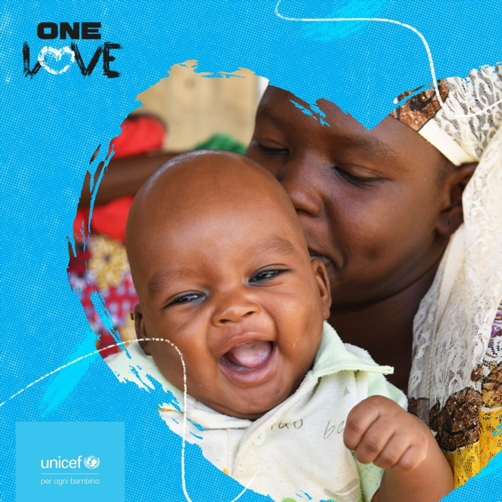 One Love Unicef