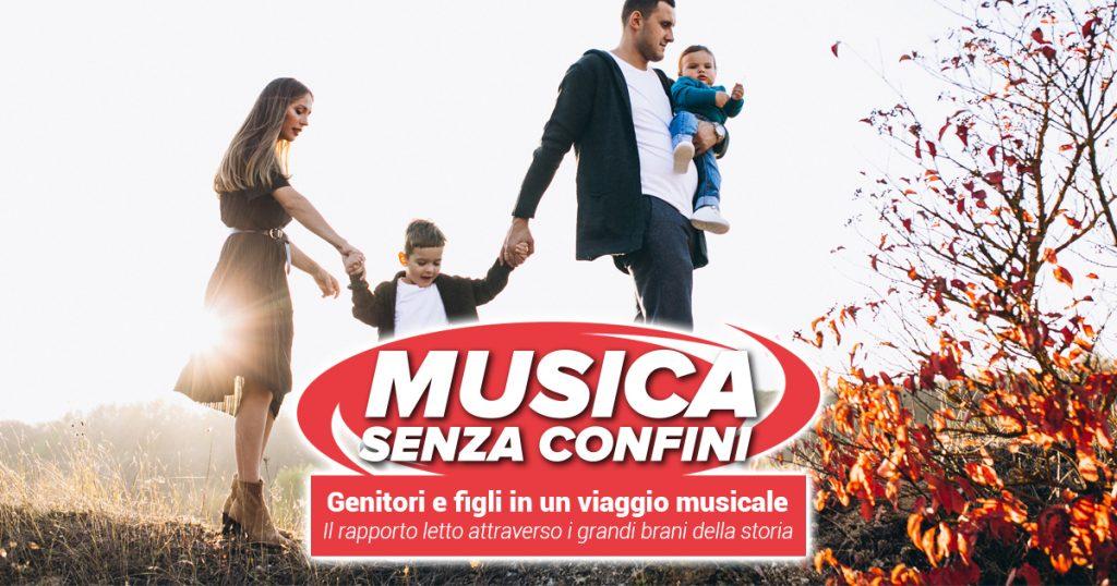 Musica Senza Confini - genitori e figli