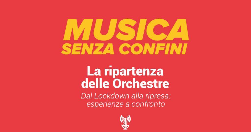 ripartenza orchestre