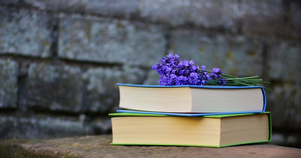 Libri - fonte Pixabay