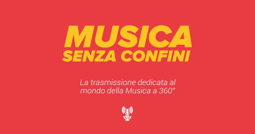 Musica Senza Confini copertina