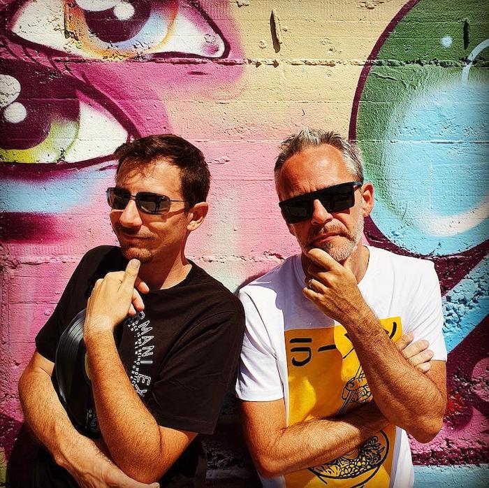 Proyecto Fenomeno duo musicale