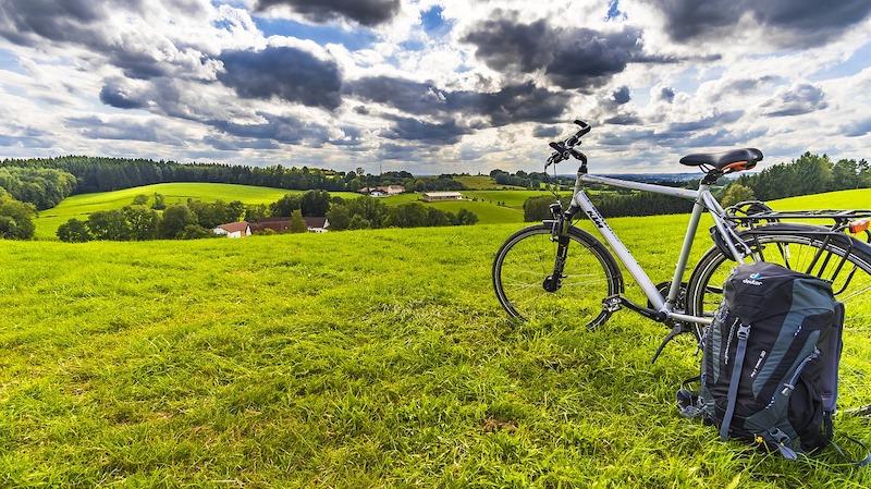 La bici in vacanza