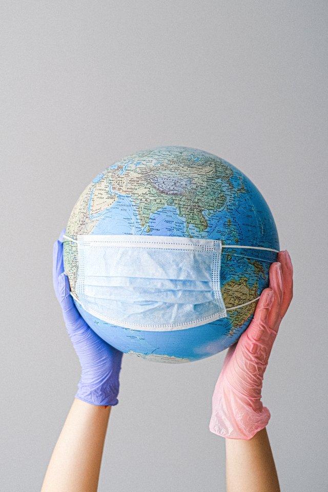 Pandemia - fonte immagine Anna Shvets - Pexels