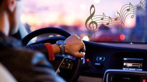 Web radio internet ascolto in macchina