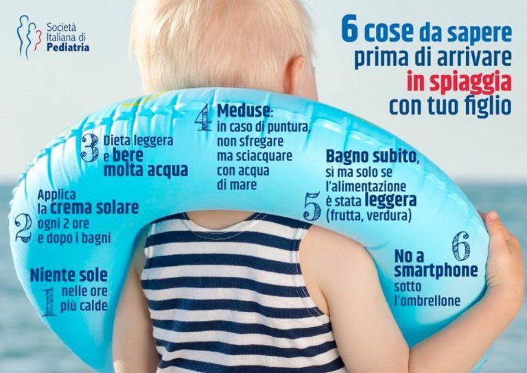 Bambini: 6 cose da sapere alimentazione. SIP (Società Italiana Pediatri)