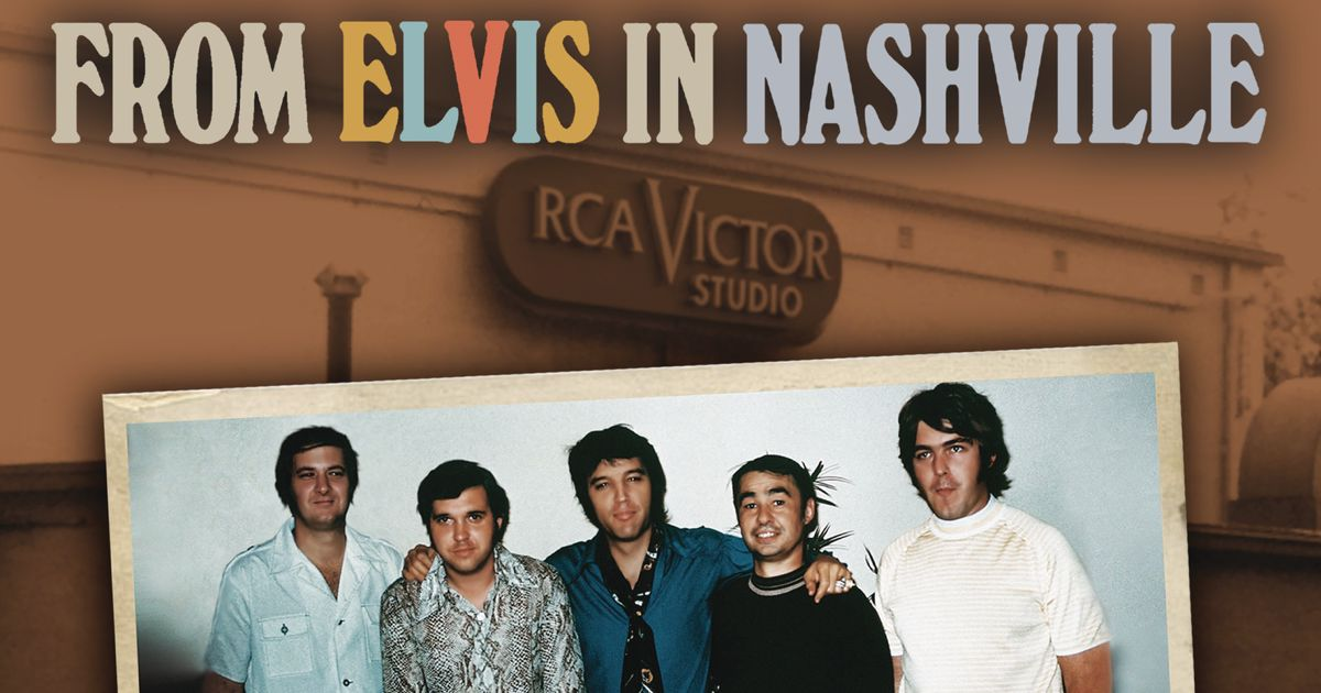 Elvis Presley from Elvis in Nashville