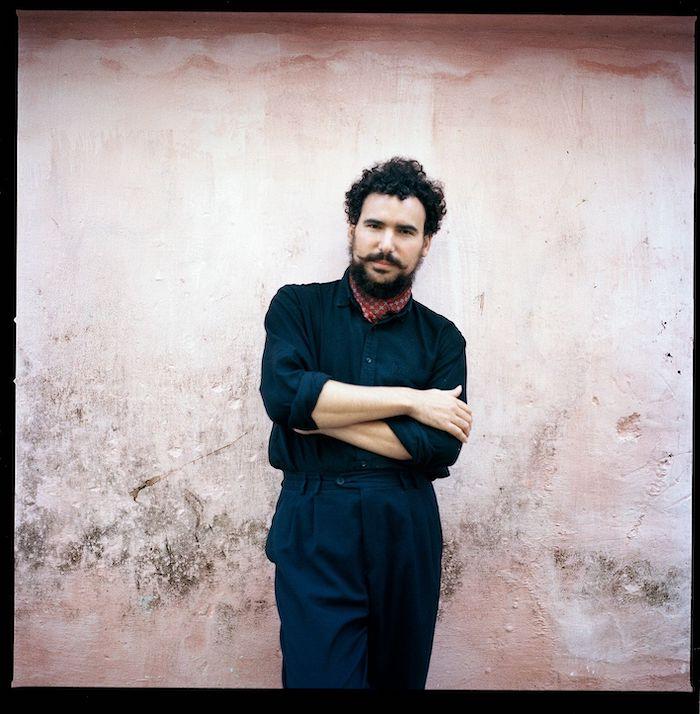 Victor Herrero in foto di Nicol Vizioli