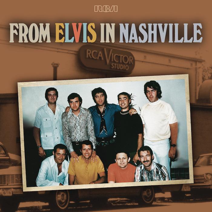 Copertina Elvis Presley from Elvis in Nashville