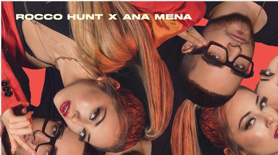 Copertina Rocco Hunt Ana Mena - A un passo dalla Luna.
