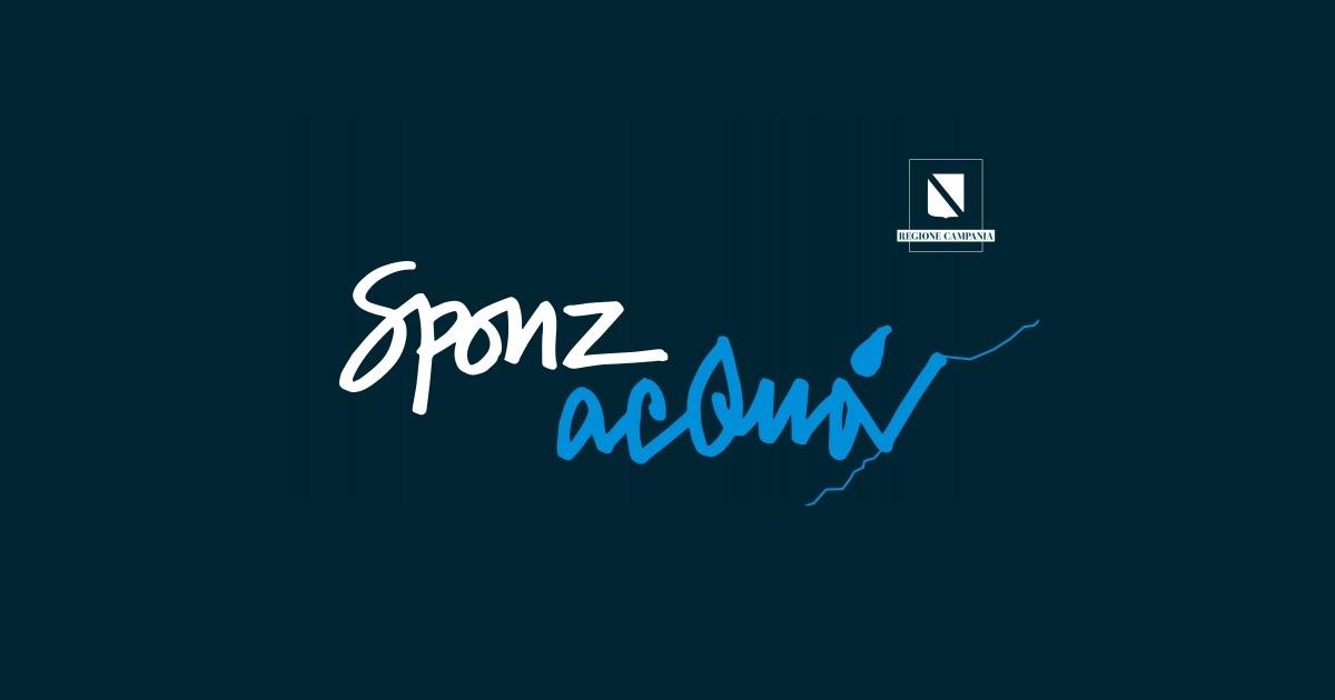 Logo Sponz Acquà: lo Sponz Fest di Vinicio Capossela dedicato all'acqua