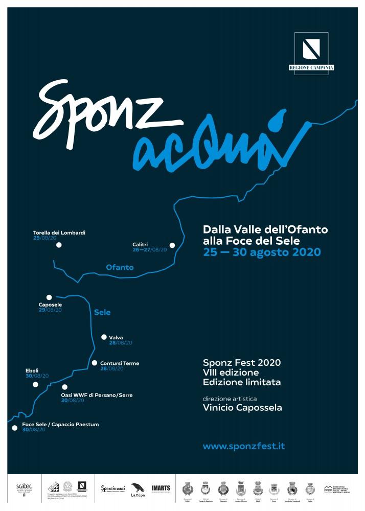 Locandina Sponz Acquà 2020