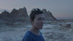 Frances McDormand protagonista di Nomadland