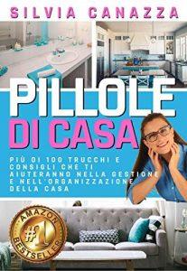 copertina del libro pillole di casa