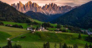 Funes, Dolomiti
