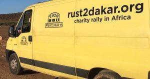 logo della rust2dakar