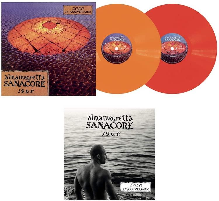 Sanacore album Remastered Almamegretta