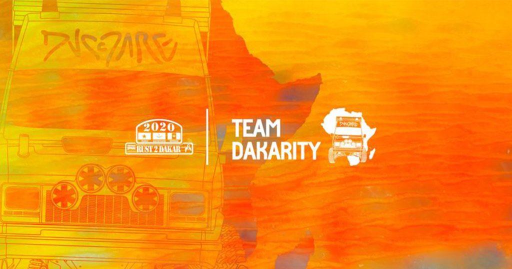 logo team dakarity