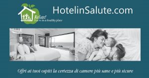 locandina hotel in salute