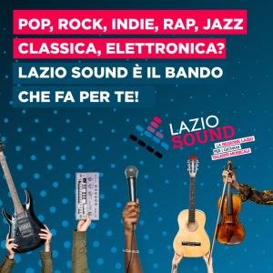 locandina Lazio sound