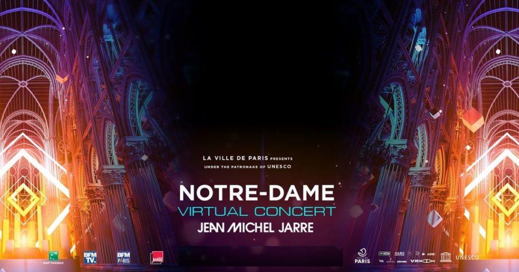 Locandina concerto del 31.12.2020 a Parigi