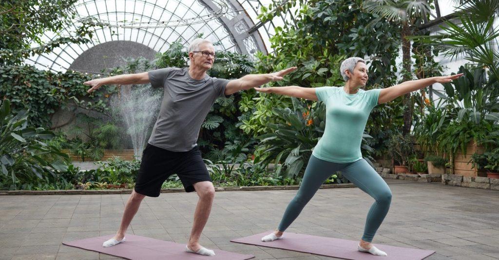anziani movimento