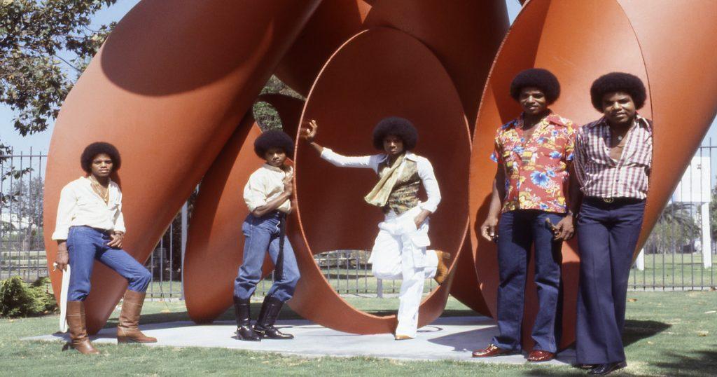 Foto dei The Jacksons 5