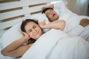 Russare disturbo per sé e per il partner