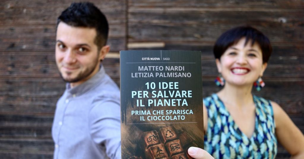 Letizia Palmisano: 10 idee per salvare il pianeta