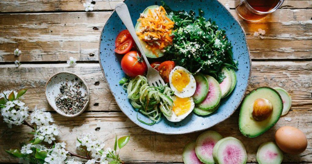 Insalata: il piatto perfetto per l'estate