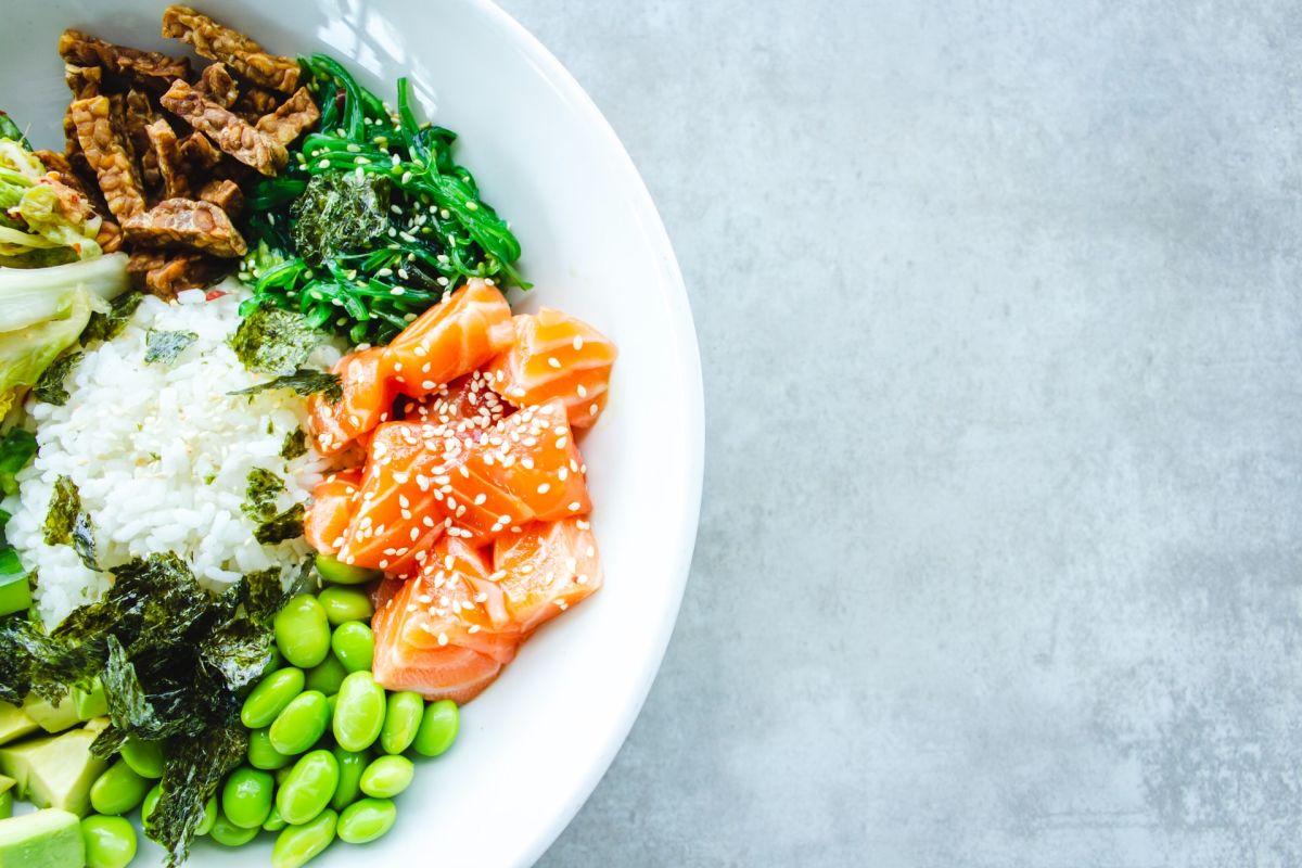 Insalata: provala col salmone