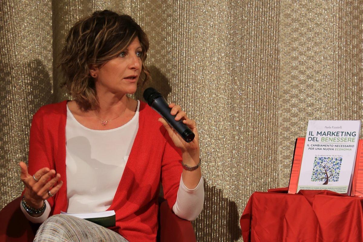 Paola Rizzitelli presenta il suo libro