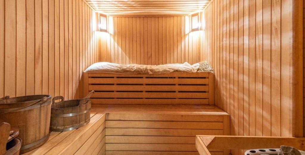 sauna cover
