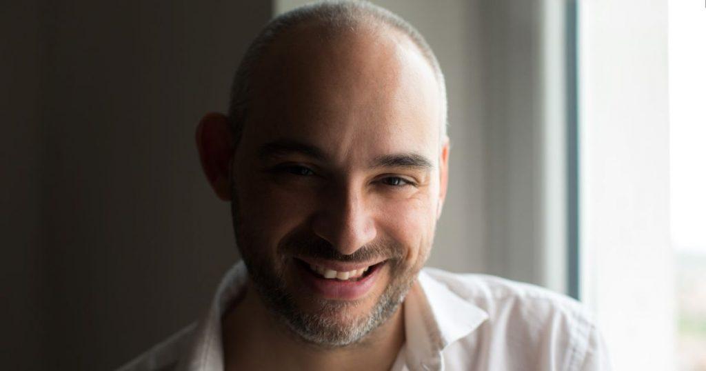 WeekUp, l'organizzatore Matteo Ficara