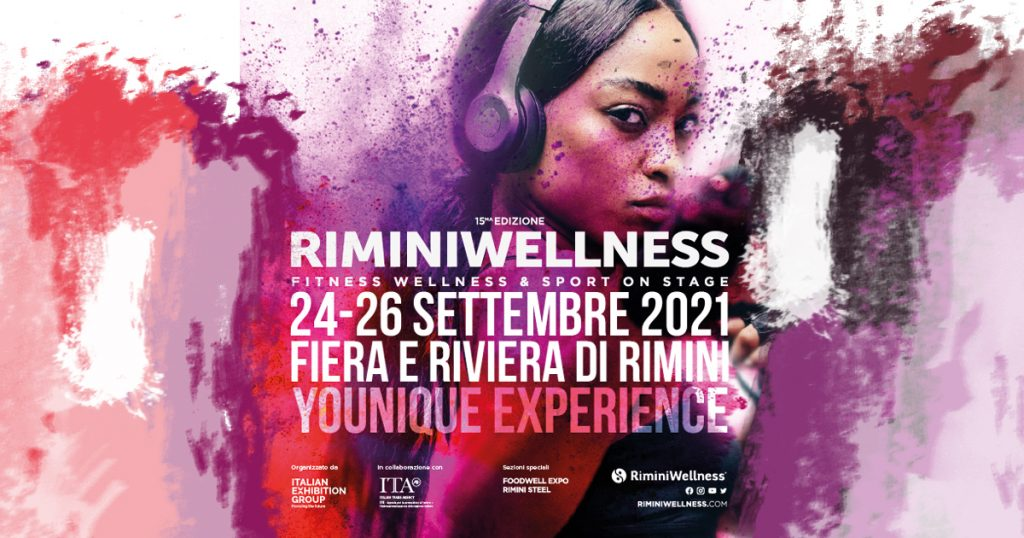 RiminiWellness - La fiera a Rimini di fitness sport benessere