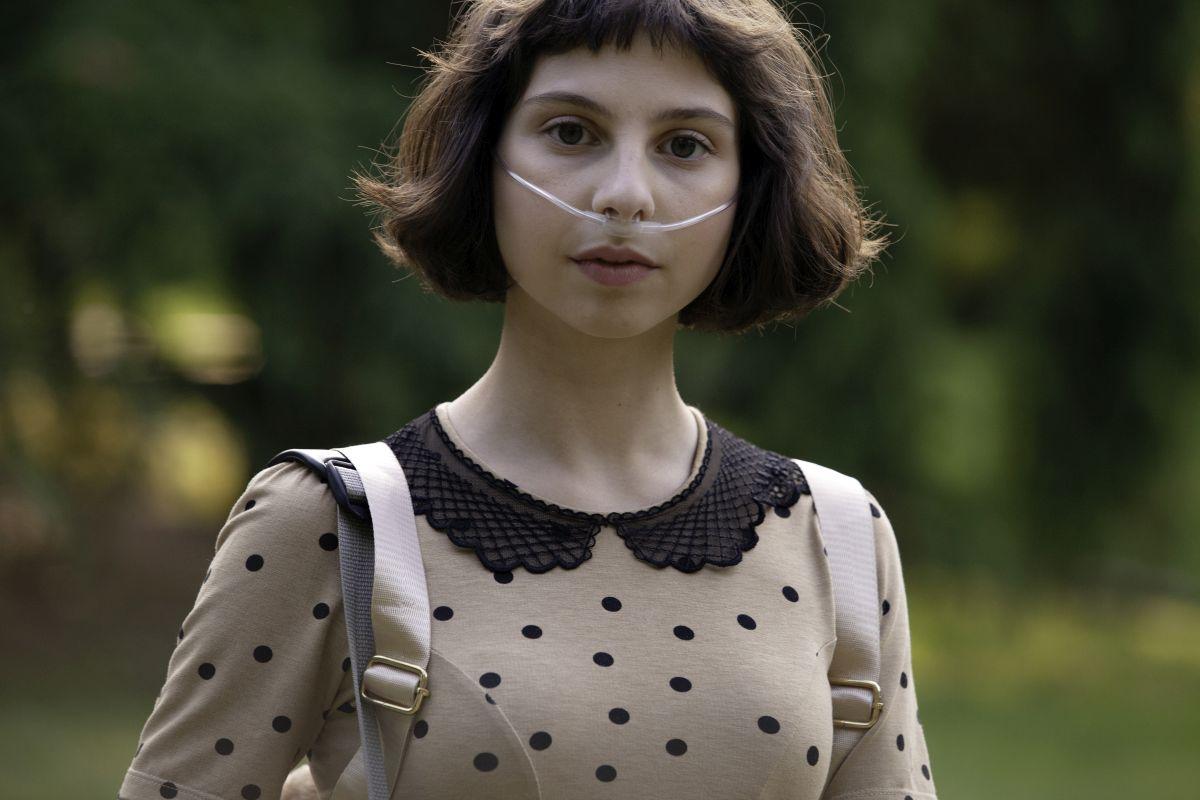 Ancora più bello, Ludovica Francesconi è Marta