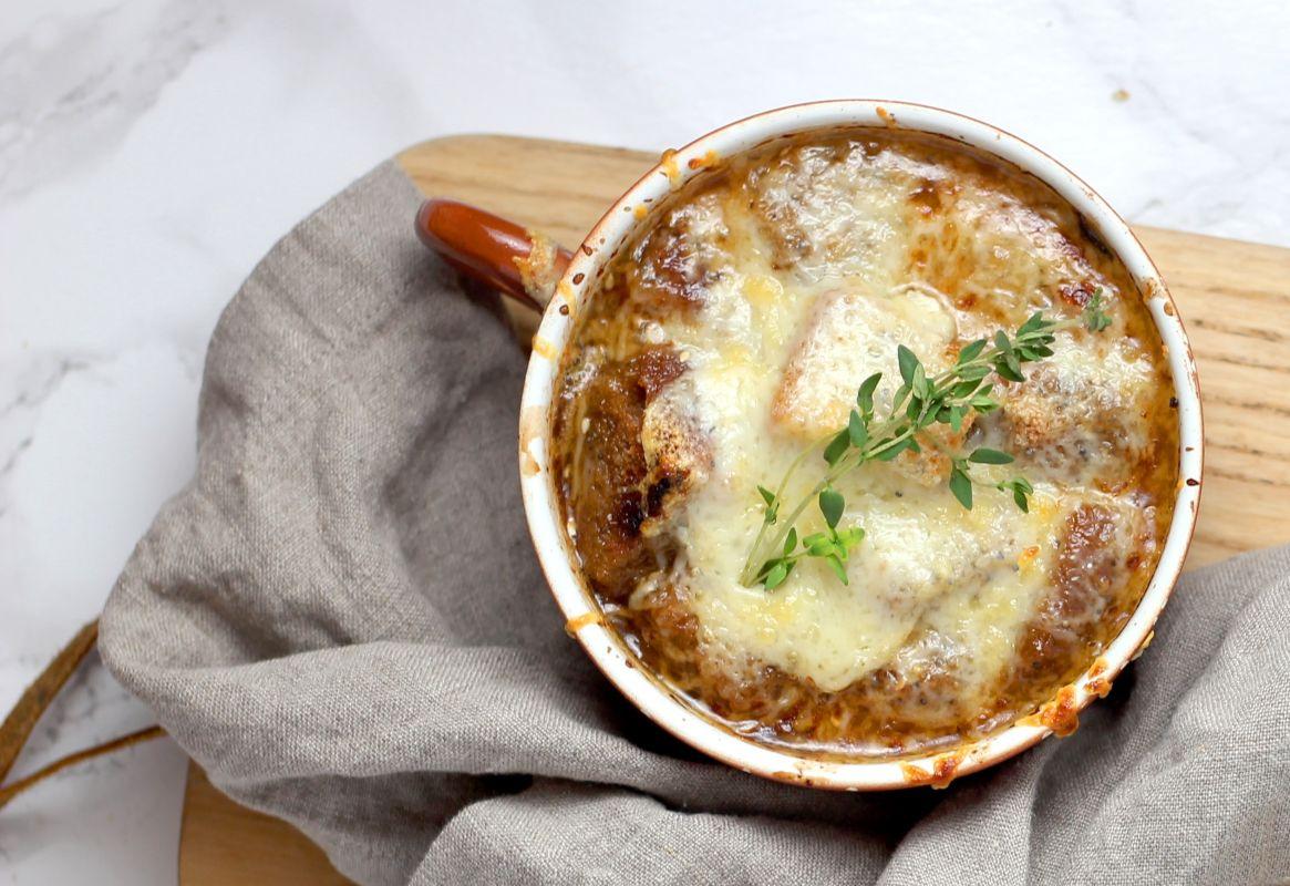 zuppe, la zuppa di cipolle alla francese